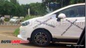 mahindra marazzo mpv side profile alloy wheel