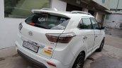 2016 Hyundai Creta Modified Rear Quarter
