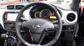 Datsun Go Live Steering Wheel At Giias 2018