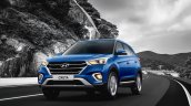 South African Spec 2018 Hyundai Creta Facelift Fro