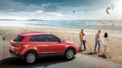South African Spec 2018 Hyundai Creta Facelift Rea