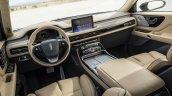 2019 Lincoln Aviator Concept Interior Dashboard