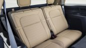 2019 Lincoln Aviator Concept Third Row Seats