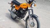 Bsa Bond 50 Restored By Vishal Agarwal Front Three