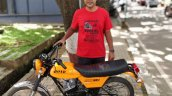 Bsa Bond 50 Restored By Vishal Agarwal Left Side