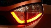 Tata Nexon Rose Gold Edition Images Led Taillamp