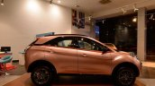 Tata Nexon Rose Gold Edition Images Side Profile