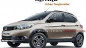 Tata Tiago Nrg Images Front Three Quarters