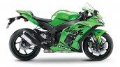 Kawasaki Ninja Zx 10rr 2019 Side Profile Press Ima