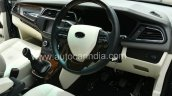 Mahindra Marazzo Interior Customization Images Das