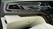Modified Mahindra Marazzo Interior Dashbaord Trim