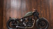 Royal Enfield El Soldado By Bulleteer Customs 2
