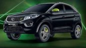Tata Nexon Kraz Limited Edition Image Front Three