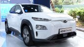 Hyundai Kona Ev At 2018 Move Summit In New Delhi F