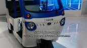 Mahindra Treo Electric Three Wheeler At 2018 Move