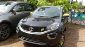 Tata Nexon Kraz Edition Image Front Three Quarters