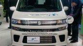 Wagon R Ev Move Summit Front Image