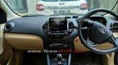 2018 Ford Asprire Facelift Interior Dashboard