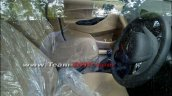2018 Ford Asprire Facelift Interior Front Seats 2