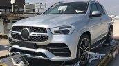 2019 Mercedes Gle Front Quarter No Camo