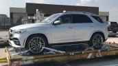 2019 Mercedes Gle Side No Camo