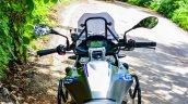 Bmw G310 Gs Crash Guard Sahyadri Windscreen Rider