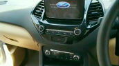 2018 Ford Aspire Facelift Interior Dashboard Centr