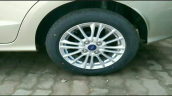 2018 Ford Aspire Facelift Side Profile Multi Spoke