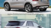 2019 Mercedes Gle Vs 2015 Mercedes Gle Rear Three