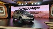 Tata Tiago Nrg Front Three Quarters Launch Event