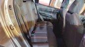 Tata Tiago Nrg Rear Seats
