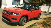 Jeep Compass Limited Plus Images Front Three Quart