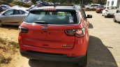 Jeep Compass Limited Plus Images Rear