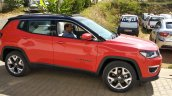 Jeep Compass Limited Plus Images Side Profile 2