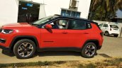 Jeep Compass Limited Plus Images Side Profile