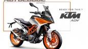 Ktm X Plorer Kit Autologue Designs Right Three Qua