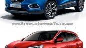 2019 Renault Kadjar Vs 2015 Renault Kadjar Front T