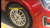 2018 Ford Aspire Facelift Ruby Red Alloy Wheel Ima