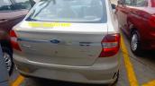 2018 Ford Aspire Facelift White Gold Boot Lid Chro