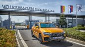 Audi Q8 Production Commencement