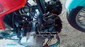 Hero Splendor Pro Classic Twin Cylinder Engine Clo