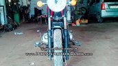 Hero Splendor Pro Classic Twin Cylinder Engine Fro