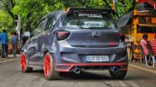 Modified Hyundai Grand I10 Tycoon Rear Three Quart