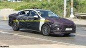 2020 Hyundai Sonata Dn8 Front Three Quarters Right