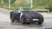 2020 Hyundai Sonata Dn8 Front Three Quarters Spy S
