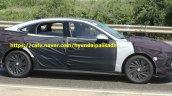 2020 Hyundai Sonata Dn8 Right Side Spy Shot