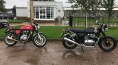 Royal Enfield Continental Gt 650 Accessories Right