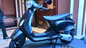 Vespa Notte 125 Images Side Profile