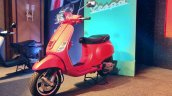 Vespa Sxl 150 Matt Rosso Dragon Front Three Quarte