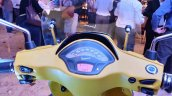 Vespa Sxl 150 Matt Yellow Speedo Console